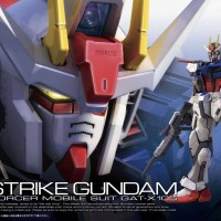 RG 1/144 GAT-X105 Aile Strike Gundam