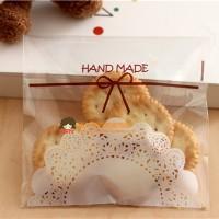 Jual packing plastik bungkus kue makanan baking cutter snack souvenir pack Murah