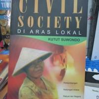 harga Civil society di aras lokal - kutut suwondo Tokopedia.com