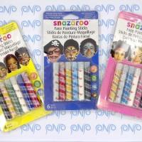 harga Snazaroo Face Painting Sticks/cat Untuk Melukis Atau Merias Wajah Tokopedia.com