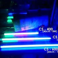 harga Cosmo Cs 600 Biru (60cm-15w) Lampu Celup Aquarium Aquascape Kolam Tokopedia.com