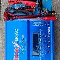 harga New iMAX B6AC Lipo NiMH 3S RC Battery Balance Charger Tokopedia.com