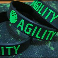 Gelang Dota Agility Gaming || Aksesoris Acc Valve Steam