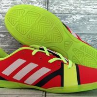 jual sepatu futsal,bola,Adidas Nitrocharge Merah Hijau