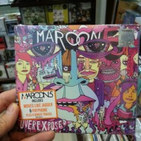 CD MAROON 5 - OVEREXPOSED DELUXE IMPORT