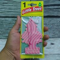 harga Little Trees Air Freshenee Bubble Gum / Pengharum Mobil Ruangan Tokopedia.com