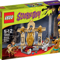 Mummy Museum Mystery Lego 75900 Scooby Doo