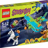 Mystery Plane Adventures Lego 75901 Scooby Doo