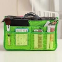 Jual Dual bag in bag organizer model Korea tas dalam tas Murah