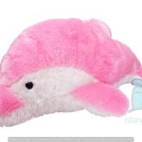 harga Boneka Binatang Lumba - Lumba Dolphin Animal Size L Pink Tokopedia.com