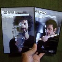 DVD Lesson Drum Jojo Mayer Secret Weapons for the Modern Drummer Volum