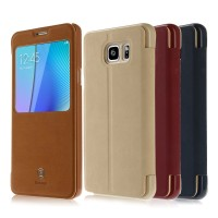 Baseus Terse Leather Case Samsung Galaxy Note 5 (n920)