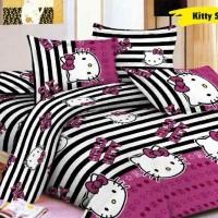 Sprei STAR Kitty Star (160X200X20)