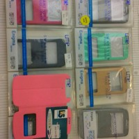 Oppo N1 Mini Wallet Ume Flip Cover Case Sarung N 1 Silikon Casing