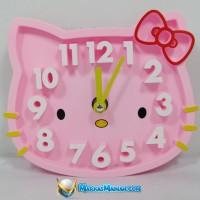 harga Jam Dinding Hello Kitty HL 116 - 1 Tokopedia.com