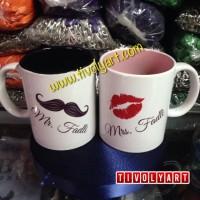 harga Mug Couple Mc001 Tokopedia.com