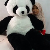Boneka Panda Super Besar/Super Jumbo (panjang 120 cm)