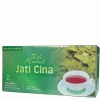 Teh Celup Jati Cina (Teh Pelangsing dan detox)
