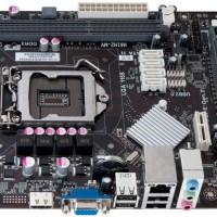 MOTHERBOARD LGA 1155 H61 DDR3 OKE