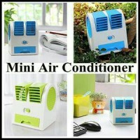 ac duduk mini portable fan AIR CONDITIONER CONDITIONING