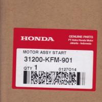 harga Dinamo Starter Komplit/starter Motor Assy Honda Astrea (31200-kfm-901) Tokopedia.com