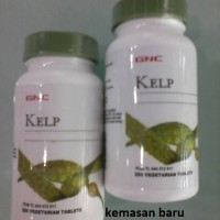 GNC Natural Brand (Kelp) - 200 tablet @ 300 mg