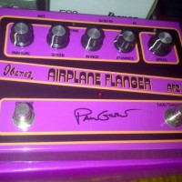 Ibanez AF2 Paul Gilbert Signature Airplane Flanger Guitar Effects Peda