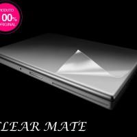 Garskin/Skin Protector Laptop Clear/Bening/Transparan Mate 10-17 Inch