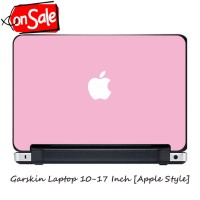 [Premium] Garskin/Skin Laptop 10-17 Inch - Macebook Air/Pro Pink Style