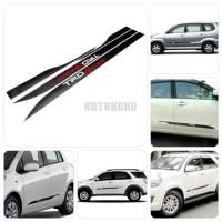 harga Stiker List Body Samping Toyota Trd Sportivo Hitam Universal Tokopedia.com