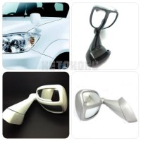 harga Spion Kap Mesin Pojok Toyota Fortuner Hitam / Silver / Putih Tokopedia.com