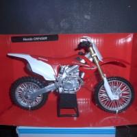 harga Miniatur Motor Cross Honda Crf450r 1:12 Newray Tokopedia.com