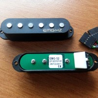 pickup EMG-hz S2 Vintage Tone Passive Single Coil..