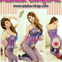 bodystocking-blue eca-3849