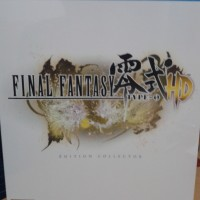 Final Fantasy Type-0 HD: Collector's Edition Region Eropa (French)