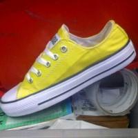 sepatu murah converse grade ori low kuning + box