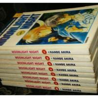 Komik Serial Misteri Moonlight Night 1-8 Tamat