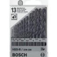 Bosch HSS-R 13 Pcs, 1.5 - 6.5 Mata Bor Besi Set
