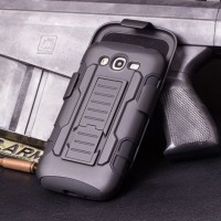 Samsung Galaxy Grand Duos I9082 Bumper Armor Dual Layer Full Protectio