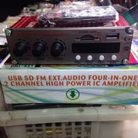 Amplifier Audio Sonatec
