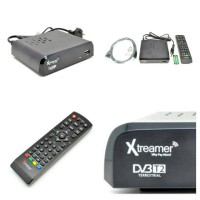 harga Xtreamer Set Top Box DVB-T2 BIEN and Media Player - Black Tokopedia.com
