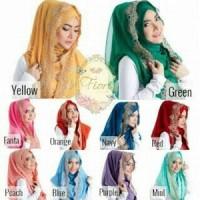 Jilbab Deeja KD Premium/ Jilbab Hoodie Deeja KD / Fiori KD / Fiory KD