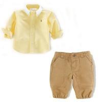 Baju Anak - Yellow Set (BO-413)