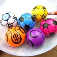 rautan pensil bola sepak kaki pencil sharpener soccer ball peruncing