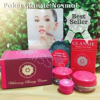 [NORMAL] GLANSIE Paket Normal Cream / Beauty Care