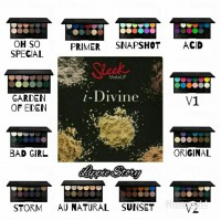 Sleek I-Divine Eyeshadow Palette Original