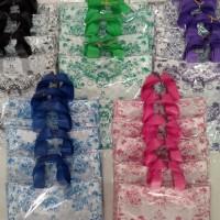Kantong Plastik Soft Handle Motif Batik uk. 30 x 32