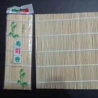 Tikar Bambu Penggulung Sushi / Bamboo Sushi Mat