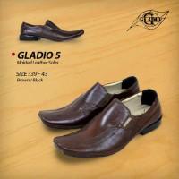 Sepatu gladio molded leather soles