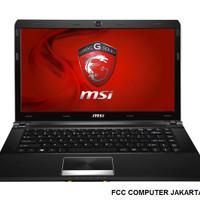 MSI GE40 2PC Dragon Eyes Gaming Laptop